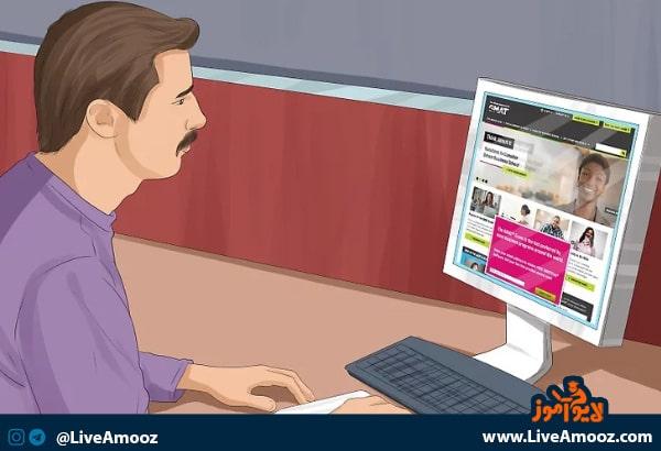 کلاس آنلاین لایوآموز کنکور ارشد و دکتری